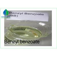 China Bodybuilding Anabolic Steroids Solvent Liquid Benzyl Benzoate BB CAS 120-51-4 on sale