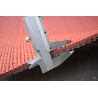 Wholesale synthetic prefabricated rubber mat for indoor&outdoor use red 10mm from china suppliers