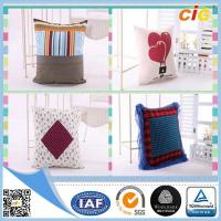 Wholesale Jacquard and Flooking Modren Decorative Cushion Covers for Sofa / Bed from china suppliers