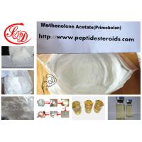 Wholesale CAS 434-05-9 Primobolan Steroid Powder Methenolone Acetate / Primobolan for Muscle Lean from china suppliers