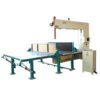 Wholesale Vertical Automatic Same Thickness PolyurethaneMattress Sponge Foam Cutting Machine from china suppliers