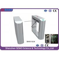 Wholesale Access Control Fully Automatic Stainless Steel Tripod Turnstile from china suppliers