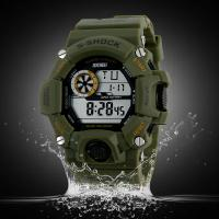 Wholesale Eco-friendly Mens Digital Watches Long Time Japanese Battery from china suppliers