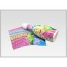 Full Body Plastic Shrink Wrap Sleeves for Beer Bottle Labels Drinks / Commodity Drink Bottle Labels for sale