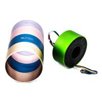 Wholesale Through Bore 38.1 mm Rotary Slip Ring For Operation Theater Lights from china suppliers