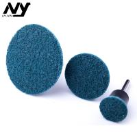 """Wholesale 3"""" Roloc Sanding Discs P100 Coarse Grit 5mm Thickness Coatings Or Gasket Removal from china suppliers"""