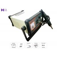 Wholesale PVC card Plastic Ultrasonic Spot Welding Machine 300W 28Khz Frequency from china suppliers