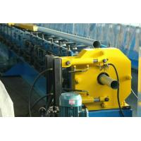 Wholesale Electric Decoiler Steel Downspout Roll Forming Machine 0.3-0.8 mm Coil Sheet Thickness from china suppliers