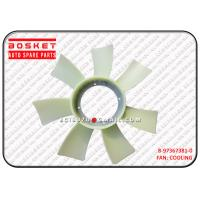 Wholesale Elf 4hk1 Npr75 Nqr75 Cooling Fan of Isuzu Replacement Parts 8973673810 from china suppliers