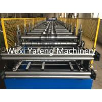 Wholesale 18 - 26 Stations Automatic Double Layer Roll Forming Machine For Roof Wall Panels from china suppliers