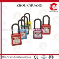 Wholesale Suitcase Multifunction Beautiful Different Sizes Compact Nylon Padlock from china suppliers