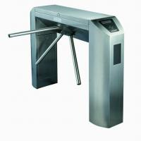 Wholesale CE approved double passage full height turnstile from china suppliers