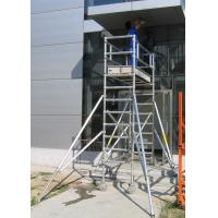 Wholesale Custom Durable Climbing Scaffolding , Cold formed Steel Frame Scaffolding from china suppliers