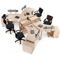 Wholesale office furniture desk white,wood office desk,office workstation from china suppliers