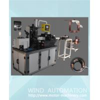 Wholesale Starting motor stator magnetic field coil winding flat copper wire rectangular coil winder from china suppliers