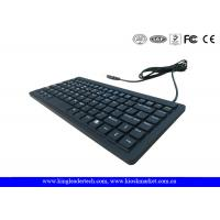 Wholesale Super Slim Industrial IP68 Silicone Waterproof Keyboard For Hospital Use ,  87 Keys from china suppliers