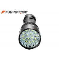 Wholesale 16000 Lumens Powerful 16T6 XML LEDs CREE LED Torch from china suppliers