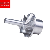 Wholesale Surface Treatment Anodizing Aluminum 0.0005mm Precision Five Axis Machining from china suppliers