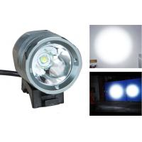 Wholesale High lumen 8.4Voltage led bike headlight with high , low , Fast Strobe from china suppliers