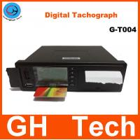 Buy cheap Digital russian gps tachograph GH Digital GPS Data Recorder GPS / Glonass Dual Model Tachograph Russian / English Langua from wholesalers