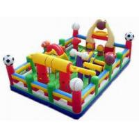 Wholesale Hot Sale Inflatable Sports Funland / Inflatable Children Funcity from china suppliers