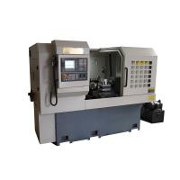 Wholesale High Efficiency CNC Metal Spinning Lathe With Threading / Trimming / Flanging / Rolling from china suppliers
