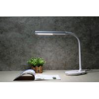 Wholesale Wharm White / Cool White Black / Silver 10W LED Desk Lamps With USB Port from china suppliers