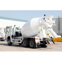 Quality HOWO Mixer Trucks- 371HP - 9m3, Concrete Mixer Trucks, Mixer Trucks-8m3, HOWO Mixer Body, 10m3 Mixer Trucks for sale