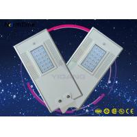 Wholesale Outdoor Road Lighting Project Motion Sensor Street Lights 1800 - 1900LM Energy Saving from china suppliers