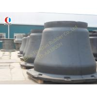 Wholesale Black Cone / Cell Marine Rubber Fender High Performance With Natural Rubber from china suppliers
