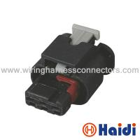 Wholesale Black Male And Female Connectors , Electrical Joints Wire Connectors For Cars from china suppliers