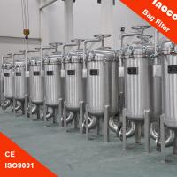 Wholesale BOCIN Vertical Multi-bag Filter Housing For Liquid Filtration / Water Purifier from china suppliers