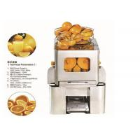 Wholesale Commercial Orange Juice Squeezer Machine , Fruit And Vegetable Juicing Machine from china suppliers