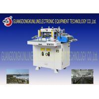 Wholesale Low Cost Automatic Die Cutting Machine With Hot Stamping Divce For Dust Material from china suppliers