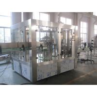 Buy cheap Orange Juice Packing Small Scale Filling Machine Automatic 300ml-2500ml Bottle Size from wholesalers