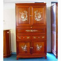 Wholesale wall mounted corner bathroom mirror cabinet waterproof bathroom cabinet B-952 from china suppliers