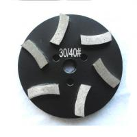 Wholesale 6 Bars Metal Polishing Pad For Concrete from china suppliers