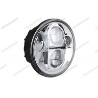 Wholesale 5.75 Inch Round Motorcycle Headlight , 4x4 Harley LED Headlight For Off Road / Jeep from china suppliers