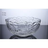 Wholesale best quality glass fruit plate, glass container use in home & hotel from china suppliers