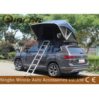 Wholesale Car Roof Top Tent open in one side manually applicable to SUV from WINCAR from china suppliers
