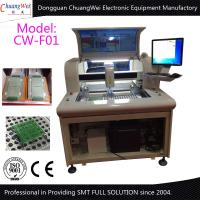 Buy cheap Manual Unloading PCB Routing Equipment for Stress Free Depanelization from wholesalers