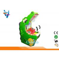 Wholesale Coin operated Video entertainment design Fairy Land Crocodile Invasion electronic shooting machine for sale from china suppliers