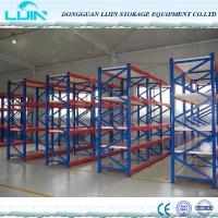 Wholesale Convenient Metal Storage Shelves , CE ISO9001 Industrial Storage Shelves from china suppliers