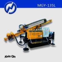 Wholesale drive head all hydraulic drilling rig MGY-135L anchoring drilling machine,drifter from china suppliers