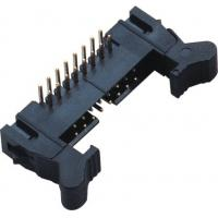 Wholesale 90°DIP Ejector Male 16 Pin Idc Connector 2.00mm Pcb Pin Header from china suppliers
