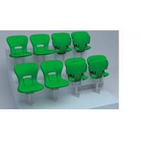 Quality Blue Green Red Facilities Sports Playground And Stadium Seat Integrated Fixed for sale