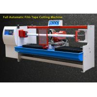 Wholesale Auto Paper Core Cutting Machine Bopp Tape Making Machine Touch Screen Control from china suppliers