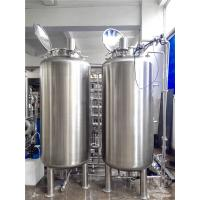 Quality Reverse Osmosis Pure Water Purification Machine for Electroplating Industry for sale