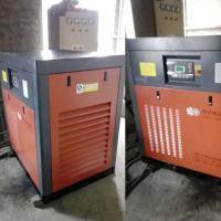 Wholesale 37KW 50 HP Speed Compact Frequency Variable Low Noise Air Compressor with Air Cooling from china suppliers