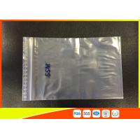 Wholesale Resealable Transparent Clear PE Ziplock Plastic Bag And Top Lip With Eco-Mark from china suppliers
